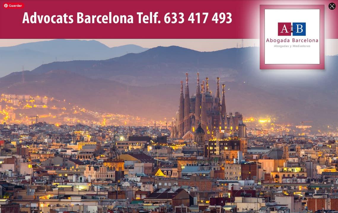 Abogada Barcelona advocats